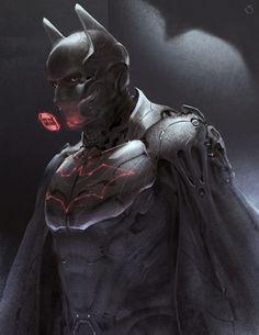 C'est une évidence que l'on répète souvent, mais Batman a eu un très grand nombre d'apparences différentes dans ses 75 ans d'histoire. Pourtant, le collectif de concept-artistes Brainstorm, qui se donne chaque mois un nouveau challenge, a décidé de d....