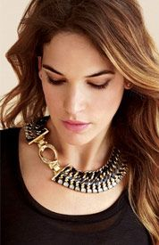 LOVE the Stella & Dot Tempest Necklace. Can be worn three ways!