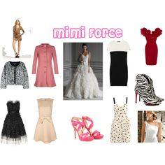 Mimi Force from Melissa de la Cruz's Blue Bloods series