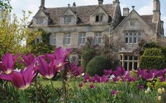 Rosemary Verey's garden masterpiece at Barnsley House is now a wonderful Cotswold Hotel. Be sure you see the ancient knot garden, and, of course, her potager.