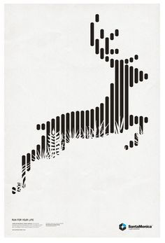 Fantastic poster from SantaMonica Legitimate Wear.