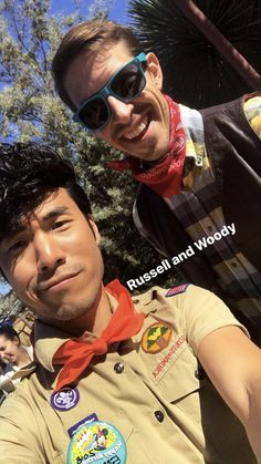 Eugene and Keith?? Who are they??? I only know Russell and Woody