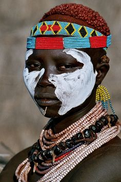 karo tribe. ethiopia