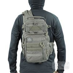 JAVELIN 2.0 VSlinger Left-Shoulder Slingpack