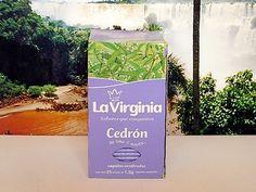 La Virginia Cedron Tea / Lemon Verbena Tea Bags
