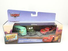 Main Street Event (Cars, Radiator Springs Classics)