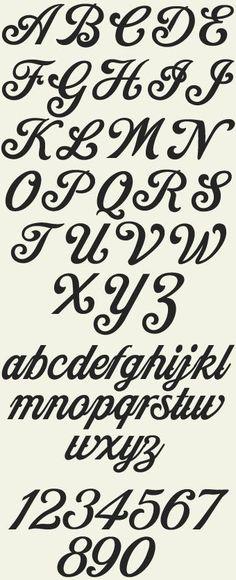 Referencia tipografica                                                       …