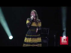 "Temporary Monomania: Sara Bareilles (WAITRESS) performs ""Make Them Hear..."