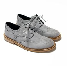 Love these handsome #vegan men's shoes. The gray color is outstanding!