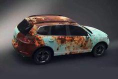 Volkswagen Touareg used cars Foil