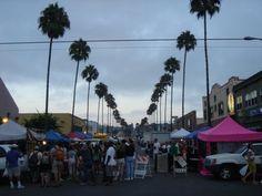 Ocean Beach farmer's market... Every Wednesday <3