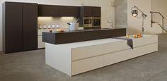 Piani da lavoro cucina in materiale innovativo Lapitec®