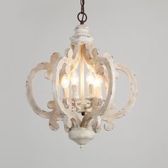 Full Of Classic And Elegant Appeal This Delicately Crafted Chandelier Will Bring Rustic Character