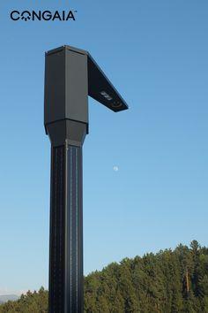 Die Solarleuchte Congaia ist eine Produktinnovation in der Solarwelt. Entdecken Sie diese moderne Leuchte auf unserer Webseite. Solar Licht, Building, Website, Buildings, Construction