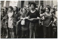 """With interviews and historical footage, """"She's Beautiful When She's Angry"""" surveys a heady period in the late '60s when women organized to demand their rights."""