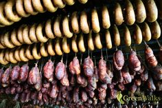 Traditions and gastronomy of northeast Portugal