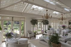 Bespoke Conservatories & Orangeries From Vale Garden Houses Dream House Interior, Home Interior Design, Interior Architecture, Interior And Exterior, Conservatory Interiors, Conservatory Decor, Gazebos, Glass Room, Cozy House