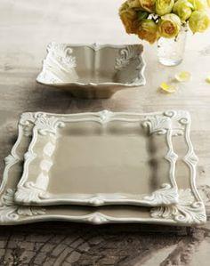 ornate serving trays
