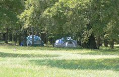 Tenting at Lake Tawakoni.  1 1/2 hours east of Dallas near Greenville.