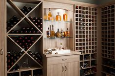 Wine Storage Ideas: Cabinetry & Cellar Solutions For Any Sized Space