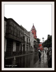 Lima - Perú by ivanpajares, via Flickr
