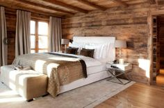 Chalet N. The ultimate 'All your dreams come true' Chalet in Oberlech Chalet Design, House Design, Chalet Interior, Interior Design Living Room, Home Interior, House In The Woods, Log Homes, Interior Architecture, Home Decor