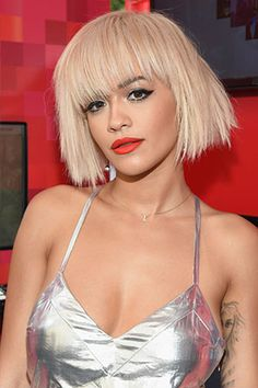 Rita Ora Isn't Rita Ora Without Perfume and Red Lipstick