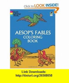 Aesops Fables, Coloring Book (9780486210407) Aesop, Coloring , ISBN-10: 0486210405  , ISBN-13: 978-0486210407 ,  , tutorials , pdf , ebook , torrent , downloads , rapidshare , filesonic , hotfile , megaupload , fileserve