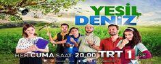 Yeşil Deniz 14.bölüm fragmanı yayınlandı! Haberin devamında yeni bölümü ile TRT 1 ekranlarında devam edecek ve 23 Ocak 2015 Cuma günü yayınlanacak olan Yeşil Deniz 14.bölüm fragmanını izleyebilirsiniz.