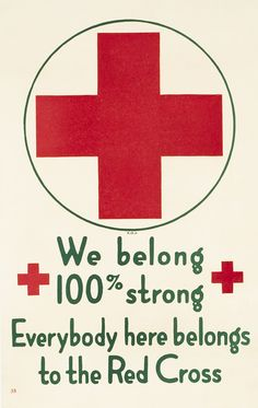 We Belong 100% Strong by Monogram E.D.A. | Shop original vintage #posters online: www.internationalposter.com
