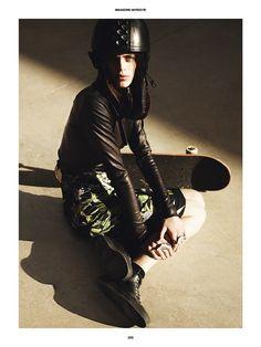 high fashion skateboarding | plaztikmag.com blog