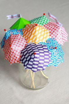 Diy Tail Umbrellas