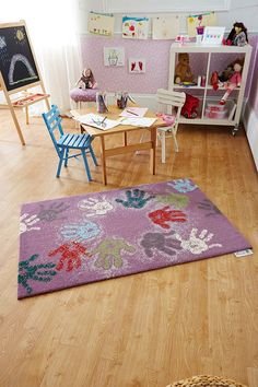 Sticky Prints by @AxminsterUK available from Rodgers of York #rugs #interiors