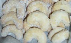 Křehounké a vyzkoušené vanilkové rohlíčky (pro Eju)
