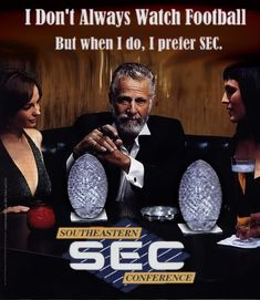 sec football...greatest conference on earth