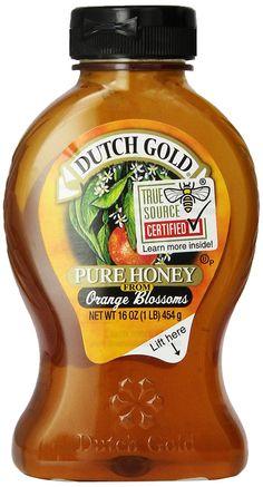 Dutch Gold Honey Orange Blossom >>> Tried it! Love it! Click the image.