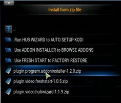 How to install Genesis in Kodi and Windows 10