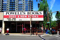 Where to eat near Powell's Books
