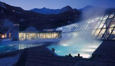 HOTEL NORICA THERME ****S - die Alpentherme  #leadingsparesort #norica #therme #hofgastein #alpentherme #wellness #celtic #austria #holiday #relax #ski #winter #wandern #berge