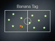 P.E. Games - Banana Tag