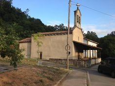 Patrimonio Arquitectónico de Asturias: En verano, un 9 de Agosto por Cabranes.