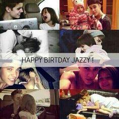 HAPPY BIRTHDAY JAZZY!