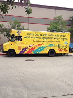 Tilas Tacos wins for best food truck headline...
