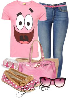 """""""Noha"""" by stylisheve on Polyvore - cute weekend look"""