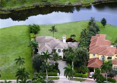 Le Rivage, built on a private island with custom estates on over half acre lot.