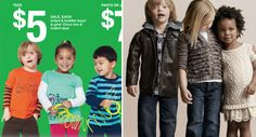 Adorable little boy with Down syndrome models for Target and Nordstrom