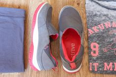 Tuesday Shoesday – Comfort shoes for a more active life | Cassiefairy - My Thrifty Life