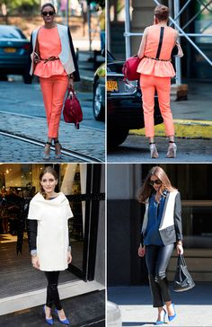 looks olivia palermo | Collage Vintage