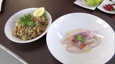Receta de Ensalada de quinoa