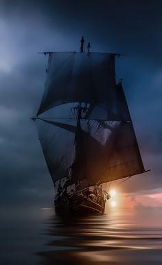 Schiff / Ship